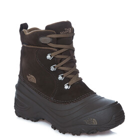 The North Face Chilkat Lace II Bottes Enfant, demitasse brown/cub brown
